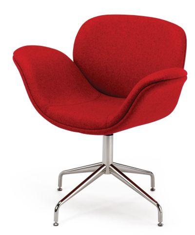 Wave Fully Upholstered Designer Tub Chair