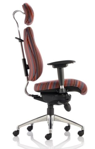 Chiro Ultimate With Headrest Side View