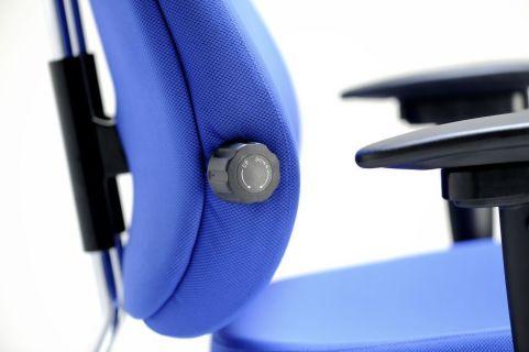 Chiro Ultimae Chair Lumbar Adjustment