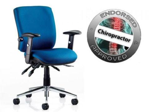 Chiro Medium Back Ergonomic Chair