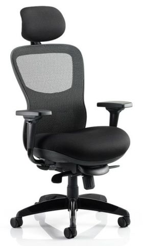 Krypton 247 Mesh Back Task Chait With Headrest