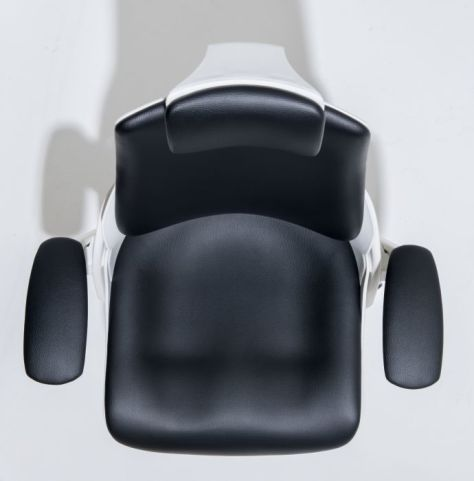 Taurus Task Chair Aerial View
