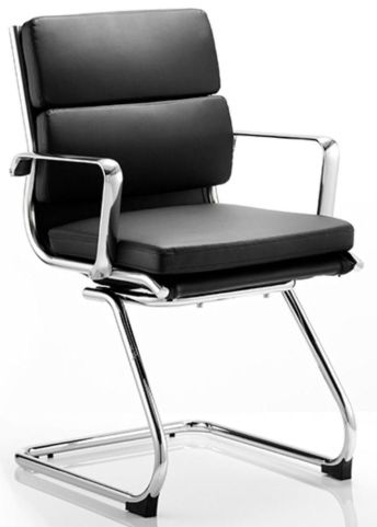 Eames Style Cantilver Visitors Chair