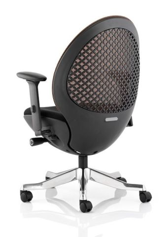 Podule Designer Mesh Chair Rear View