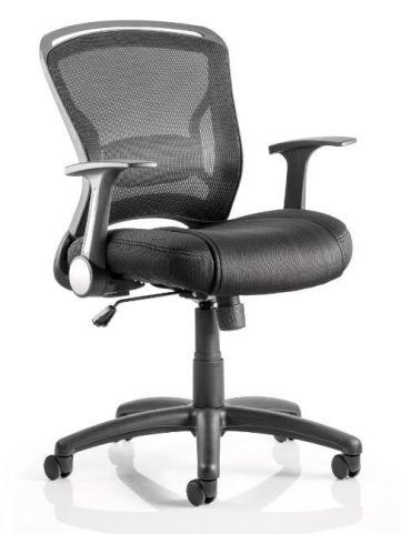 Taurus Mesh Chair Black