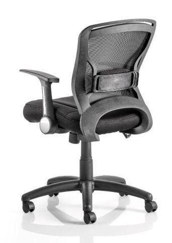 Taurus Mesh Chair Resr View