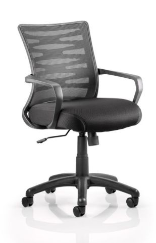 Whirlwind Mesh Chair Front Angle