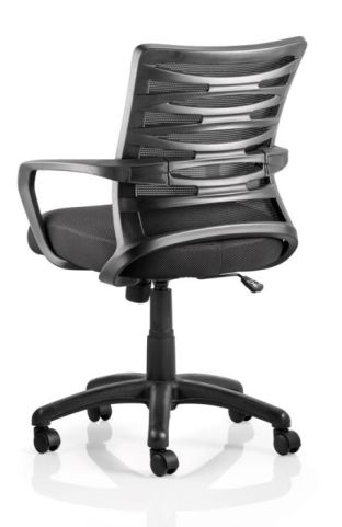 Whirl Wind Mesh Chair Rear Angle