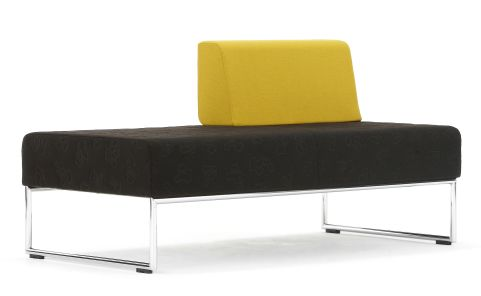 Pause Modular Sofa With A Right Hand Back