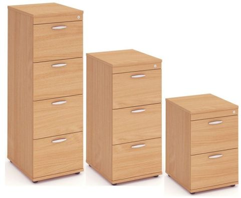 Daycott Wooden Filing Cabinets