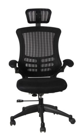 Facto Executive Mesh Chair Front View