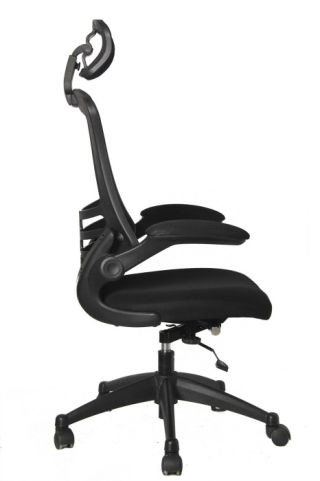Facto Executive Chair Side View