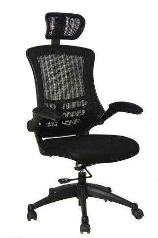 Facto All Mesh Exeutive Chair Front Angle