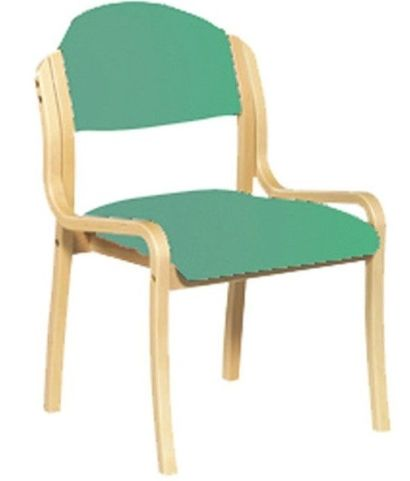 Westfield Wooden Side Chair Aquara Fabric