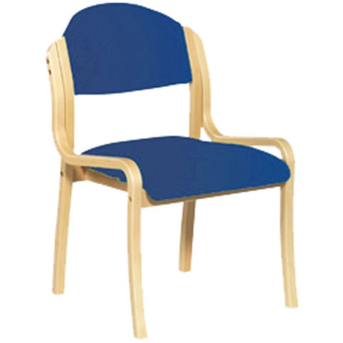 Westfield Side Chair In Blue