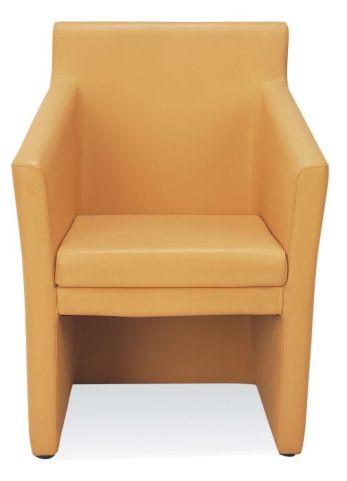 Club Sq Tub Chair 2