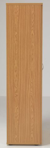 Flite Tall Double Door In Oak Side View