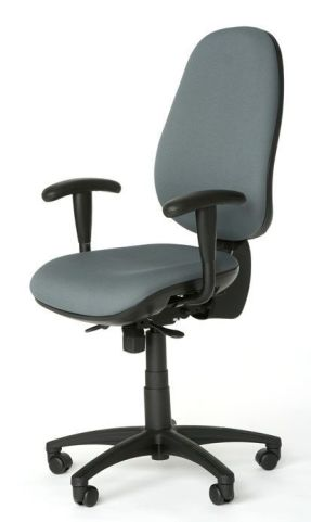 ergonomic operator seating kinetic chair office reality
