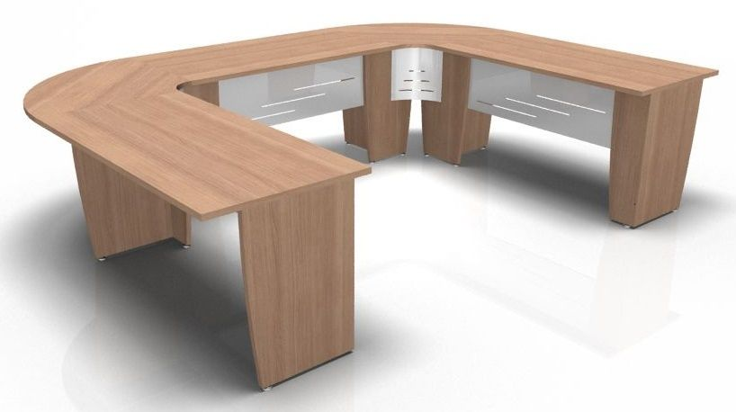 Modular Conference Table Biarritz Office Reality - U shaped conference table