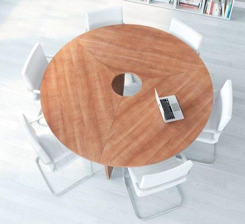 Biarritz Circular Boardroom Table