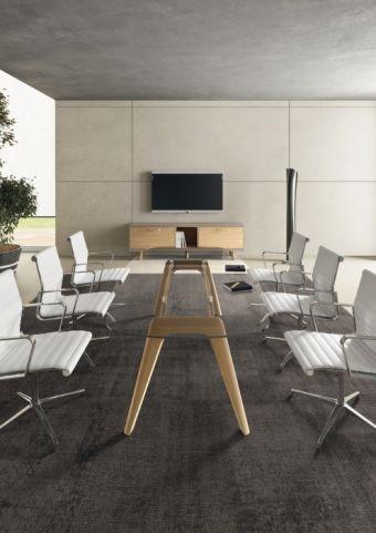 Glass Boardroom Table Anzio Glass Office Reality - Glass boardroom table