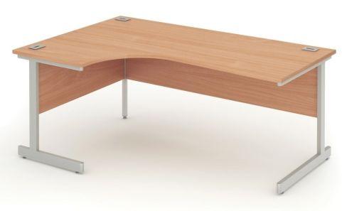 Draycott Express Lefty Hand Corner Desks