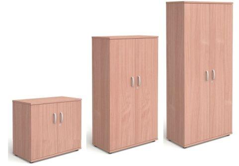 Vespa Wooden Cupboards In Beech