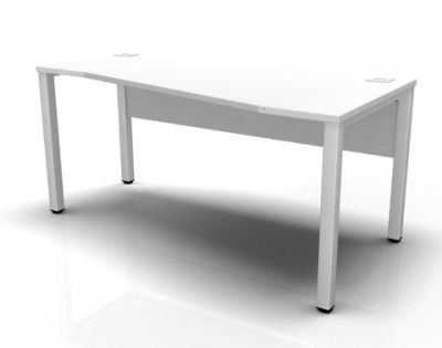 Westway Compact Right Hand Wave Desk