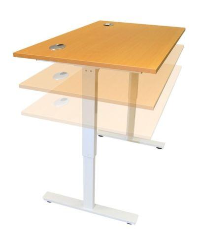 Aztec Sit Stand Rectangular Desks