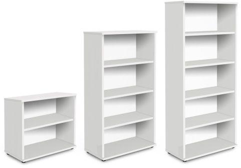 Vespa Bookcases In White
