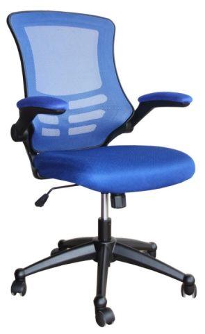 Corky Blue Mesh Task Chair