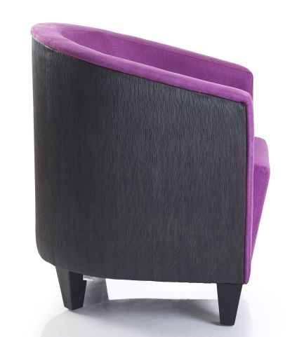 Beano Contract Tub Chair Side View