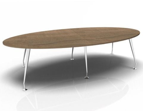 Rival Oval Table