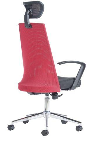 Revel Mesh Back Task Chair Rear Angle