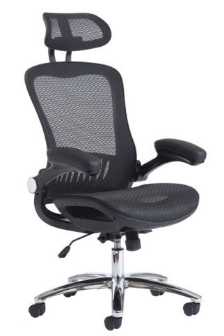 Quantum Mesh Task Chair Front Angle