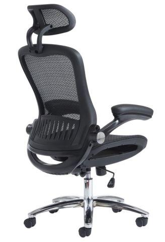 Quantum Mesh Task Chair Rear Angle