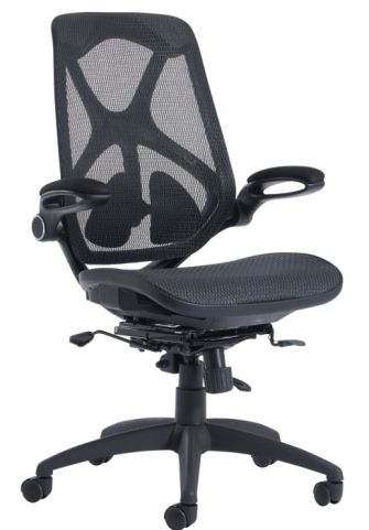 Movinto All Mesh Chair Front Angle