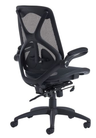 Movinto All Mesh Chair Rear Angle