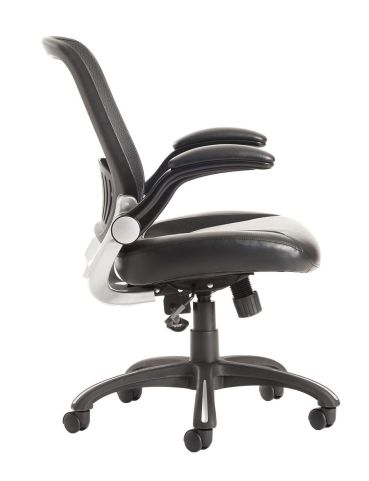 Madruna Mesh Task Chair Side View