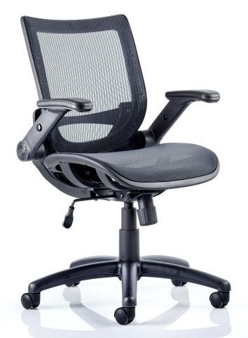 Hendrick Mesh Task Chair Front Angle