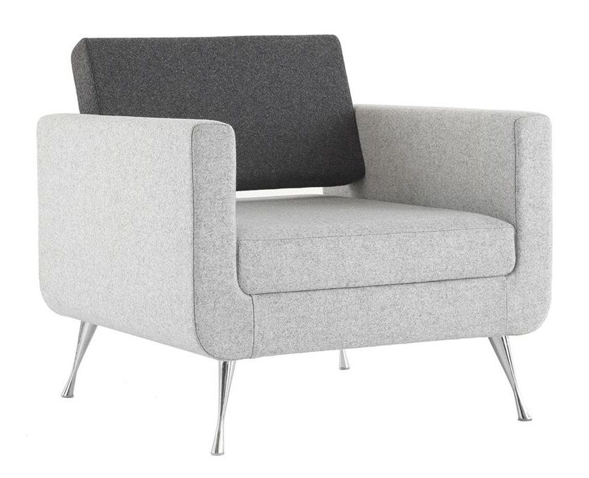 Single Seater Designer Sofa Pulse Office Reality
