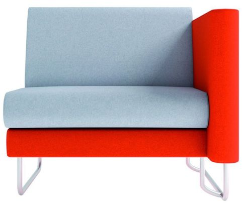 Gentil Refuge 1 50 Seater Sofa With A Left Hand Arm