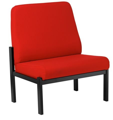 Signal Bariatric Side Chair With A High Back