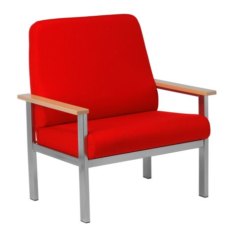 Signal Bariatric Armchair With A High Back