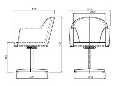 Advance Polypropylene Chair