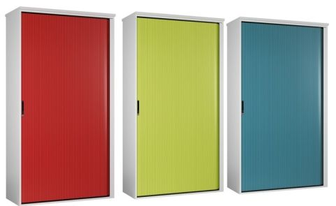Scope Next Day Coloured Tambour Cabinets