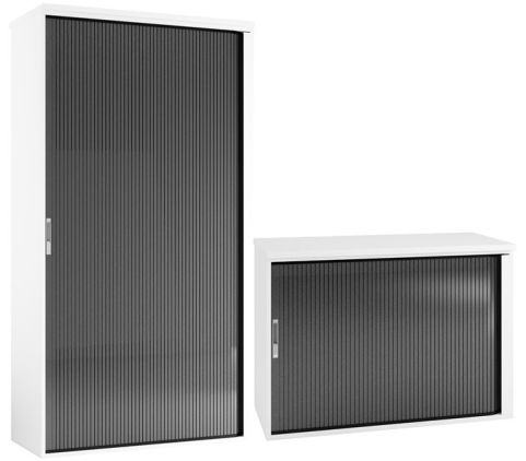 Scope Next Day Cupboards With Anthracite Shutters