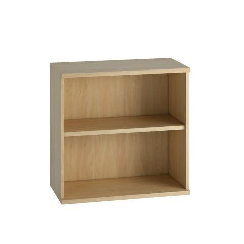 Cecile Low Bookcase - Oak