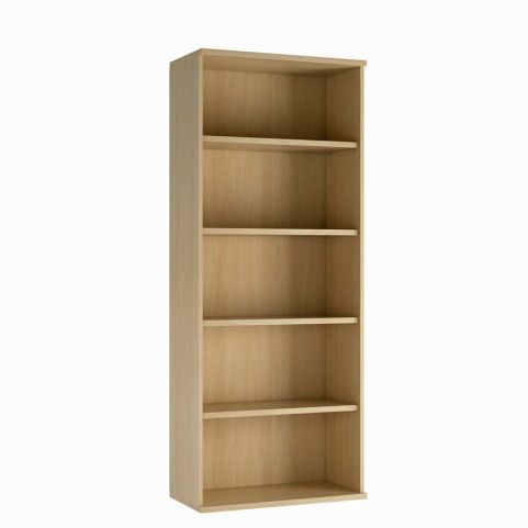 Cecile Tall Bookcase - Oak