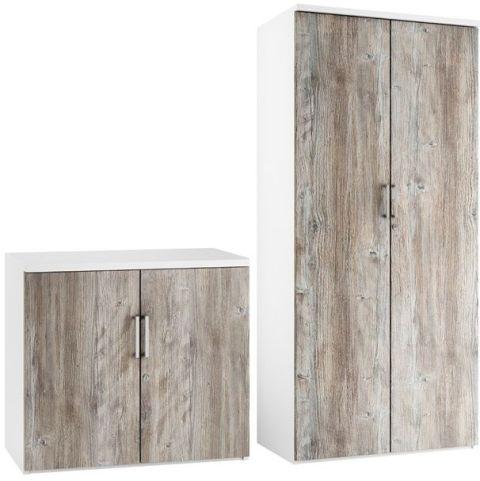 Wisdom Designer Wooden Cupboards
